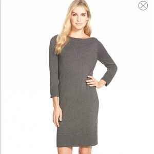 Gray Michael Kors Sweater Dress